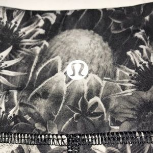 lululemon athletica Pants & Jumpsuits - Lululemon Leggings Black / White / Grey / floral